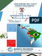 Emprendimiento en Chile
