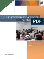 Guia práctica para la elaboracion del PETE y PAT