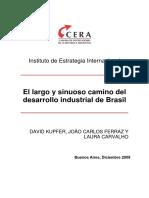 El largo y sinuoso camino del desarrollo ind. de Brasil.pdf