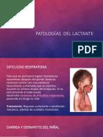 Patologías Del Lactante