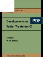 DEVELOPMENTS IN WATER TREATMENT—2