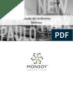 Uniformes Monsoy