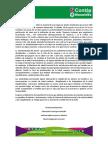 Comunicado Red Profesionales Salud Córdoba- Aborto Maternidad Provincial