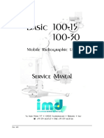 Siemens Basic 100 Mobile X-Ray - Service Manual