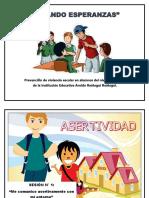 Rotafolio Programa Bullying