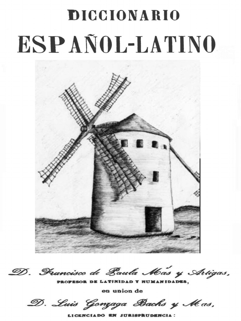Agachadas En La Biblioteca Porno diccionaro espanollatiniia.pdf | lingüística
