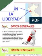 Actividades Economicas La Libertad 2017