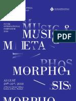 PGVIM Symposium 2018