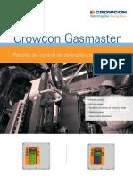 Espanol Crowcon Gasmaster Web