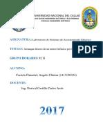 Informe 2 Accionamiento electrico