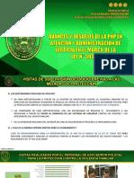 PPT PNP Avances y Desafíos Ley 30364