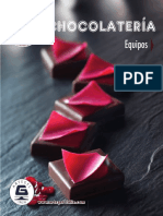 Catalogo Equipos de Chocolateria-2017.Indd