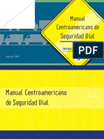 Manual Centroamericano de Seguridad Vial Edicion 2009