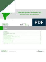 REI Expo - India Solar Market Update - Whitepaper by Mercom India