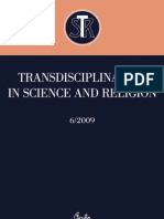 Transdisciplinarity in Science and Religion, No 6, 2009