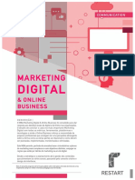 MBA Digital Marketing Online BusinessF