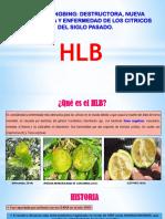 HLB en colombia