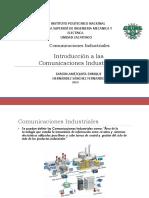 Introducción a las comunicaciones industriales