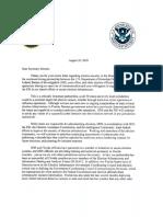 DHS, FBI letter to Florida Sec. of State Ken Detzner