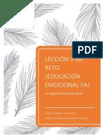 Regulación-emocional