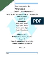 Laboratorio de Pcm2 N_15