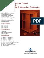Bookcase  End Table.pdf