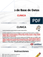 Tarea 1.3 Ejercicio Clinica