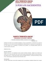 Via Cruc is Por Los Sacerdote s