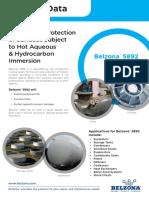 Belzona 5892 - Brochure