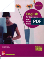English For Secretaries And Administrative Personel Student S Book Pdf