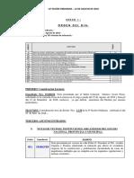 Orden del Día 11º Sesión Ordinaria HCD Arrecifes