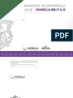 Plan Municipal de Desarrollo Morelia-2015 Web