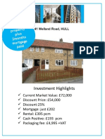 41 WELLAND ROAD Investment Brochure