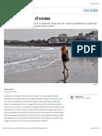 La lentitud es para el verano | Cultura | EL PAÍS