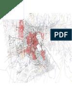 Cochabamba Streetmap