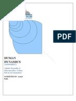 Human Dynamics Final