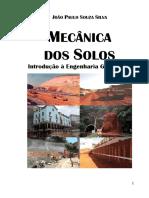 Livro Mecânica Dos Solos - Joao Paulo