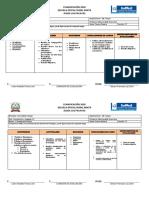 Planificacion Tercero Primaria 2018 Lilian
