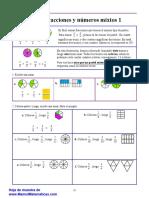 Introduccion a Fracciones ar Fracciones Numeros Mixtos1 Kiara