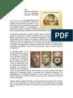 Filosofía en La Edad Antigua
