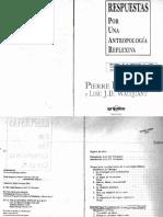 898903910.Bourdieu Wacquant- Respuestas por una Antropologia Reflexivacap2y3.pdf