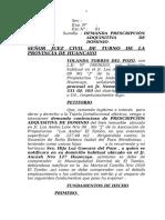 DEMANDA DE PRESCRIPCION ADQUISITIVA ULI.doc