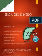Etica Del Dinero