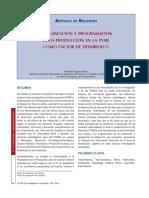 Articulo Planeación y Control Producción