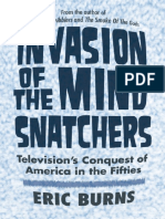 Burns - Invasion of the Mind Snatchers; Television's Conquest of America in the Fifties (2010)