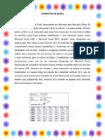 Formatos de Excel Xls Xlsx Viki