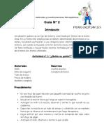 Guia Nomenclatura Quimica Organica 2 Medio