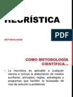 HEURISTICA sistematización