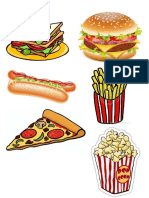 Fastfood Flashcards