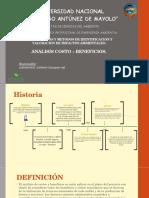 METODOLOGIAS Y METODOS DE IDENTIFICACION Y VALORACION DE IMPACTOS AMBIENTALES